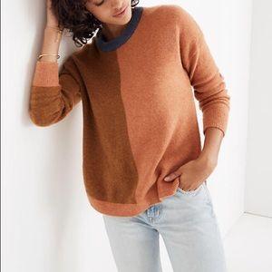 Madewell #J9870 Westlake Pullover Sweater Sz XS